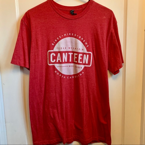 Other - Canteen Bier Garden Tee, NWOT, perfect condition!